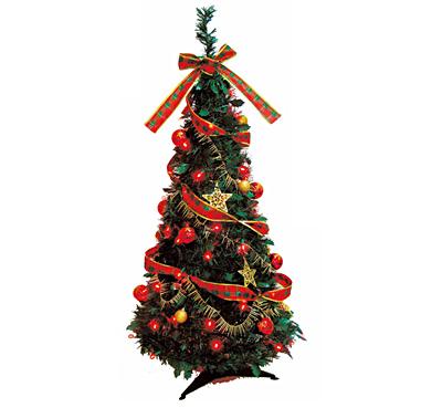 クリスマスツリー(ポップアップツリー)