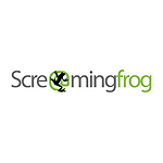 Screaming Frog SEO Spider Toolロゴ