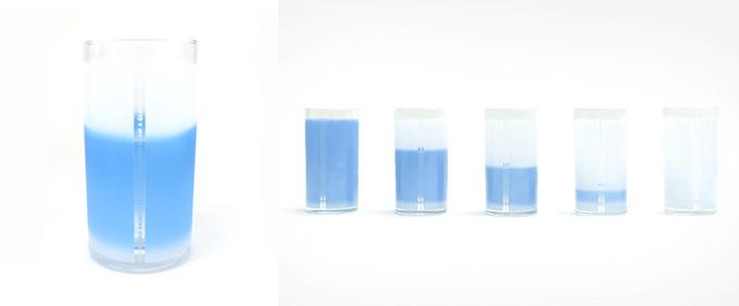 Water is Blue? FLASK