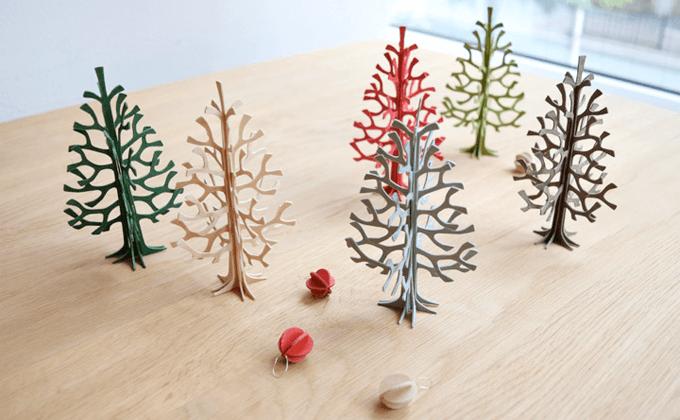 Lovi(ロヴィ)の白樺(バーチ)のミニツリー(mini Tree Momi-no-ki)